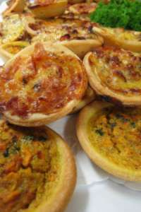 perth-afternoon-tea-catering-savoury-tarts